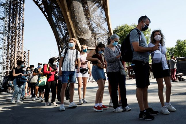 What's the future for France's tourist guides with international travel crippled?