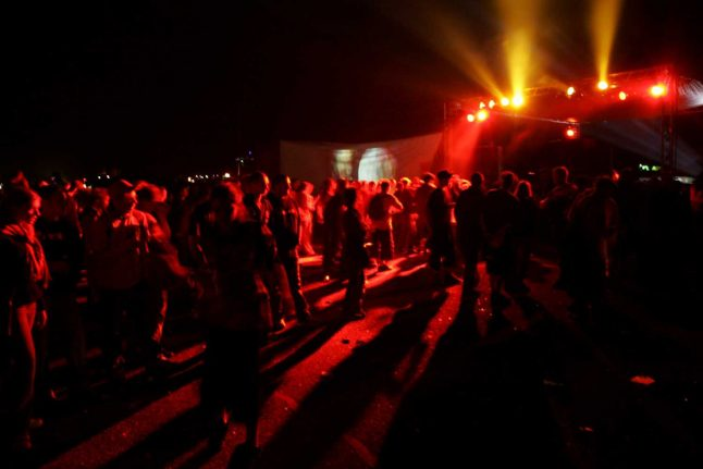 Swiss experts warn of 'massive increase' in illegal raves this winter