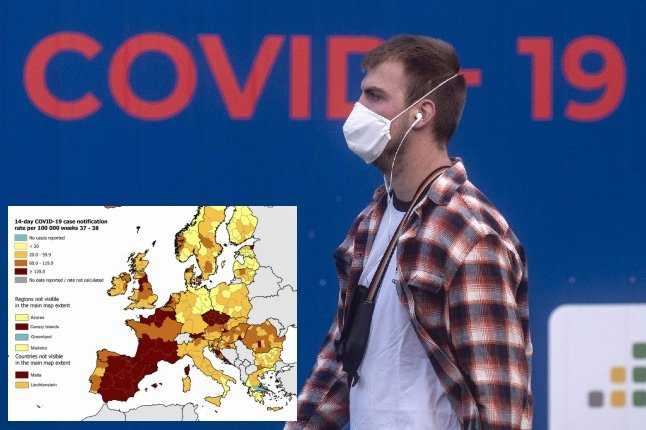 Around Europe: How countries are battling to prevent a second wave of Covid-19