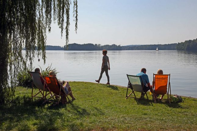 'Last days to enjoy the sun': Temperatures in Germany set to dip as summer ends