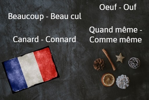 11 French words and expressions that English-speakers get all wrong