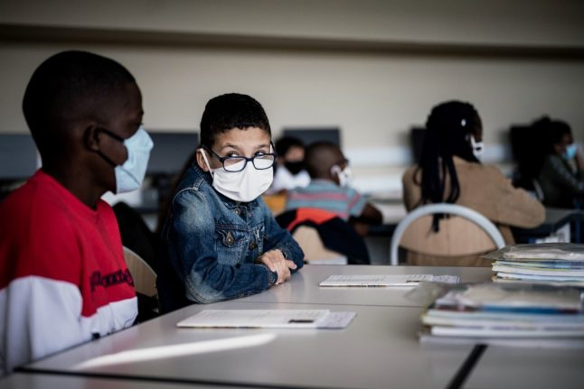 Parental leave and closures: What happens if there is a Covid-19 outbreak in French schools?