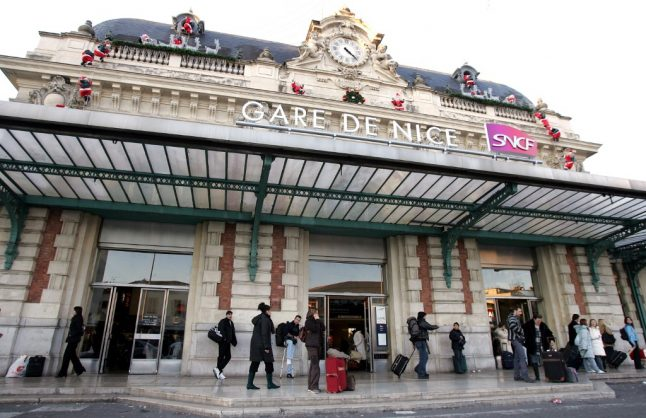 The Paris to Nice night train is making a comeback
