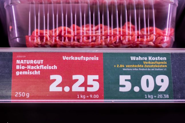 This is how much food staples should really cost in Germany