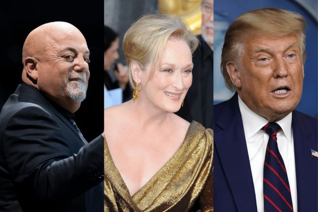 Eight American celebrities with surprising German roots