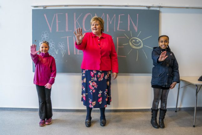 How Covid-19 gave Norwegian kids a lesson in democracy
