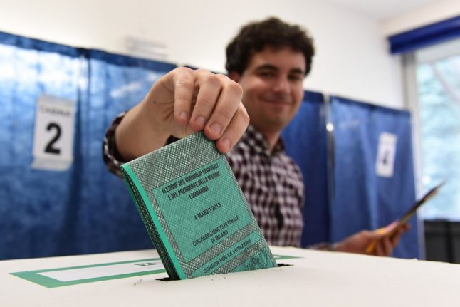 Why do Italy's regional elections matter – and who can vote in them?