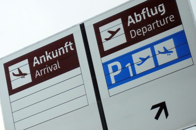 Coronavirus: Hard-hit German firms call on government to ease travel restrictions