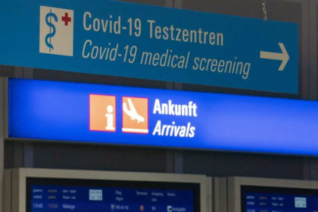Germany declares coronavirus 'high risk' areas in more than half of all EU countries