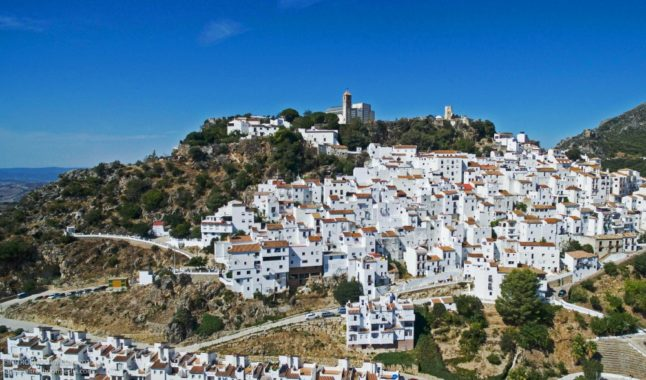 Moving to Spain: Seven hill towns near the Costa del Sol