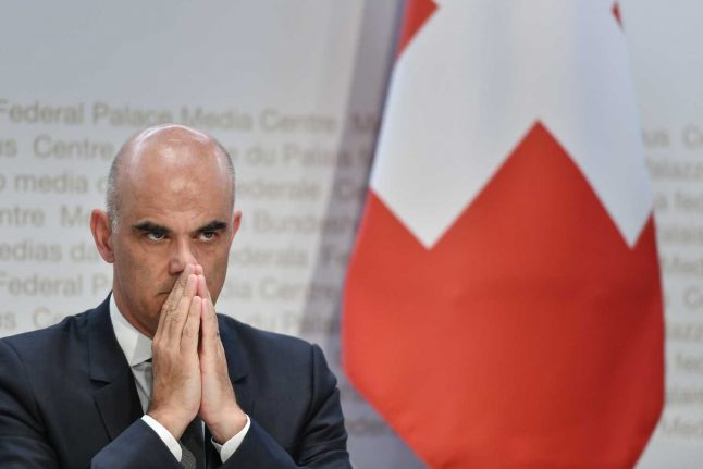 What to expect from the Swiss government's lockdown meeting on Wednesday
