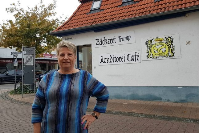 'Worlds between us': What Trump's German family's town thinks of him today