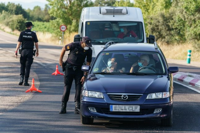 Most of Spain's regions to close borders ahead of long weekend to halt Covid-19 spread