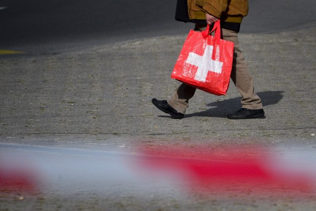 Swiss go 'binge-shopping' in Germany amid fears of border closures