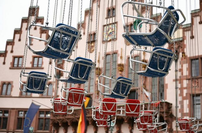 What are Frankfurt's new rules to control spread of Covid-19?