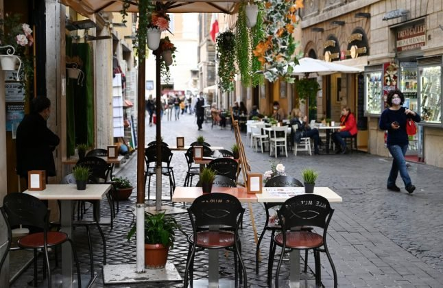 Italy approves €5bn financial aid package for Covid-hit businesses