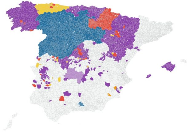 UPDATED MAP: Where in Spain are restrictions in place and what are they?