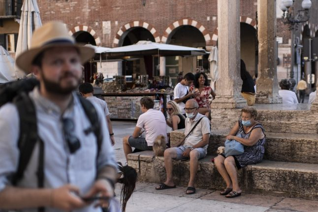 TOURISM: Can you really visit Italy from the US if you fly via the UK?