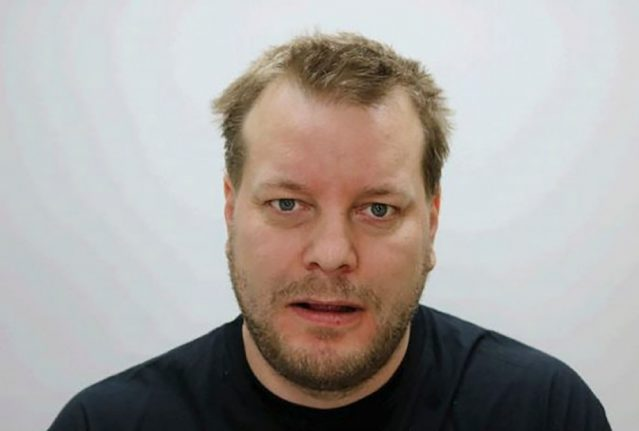 Swede convicted of double murder after DNA match 16 years later