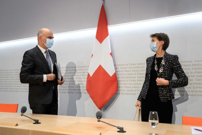 Everything you need to know about Switzerland's new lockdown measures