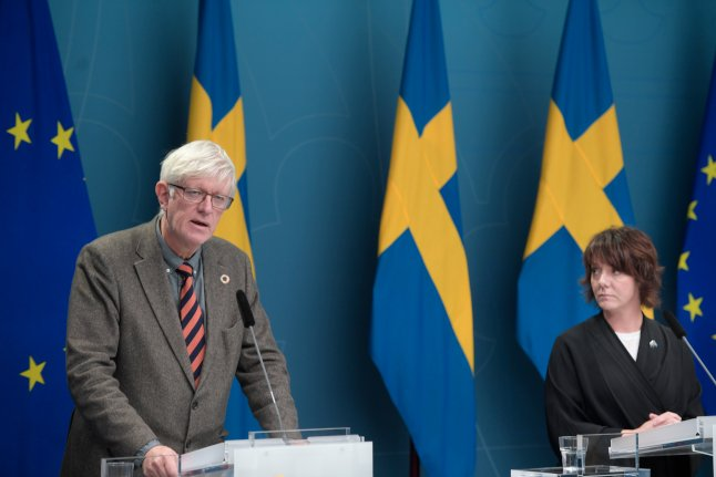 'Get a grip!' Swedish minister tells students off after university outbreaks