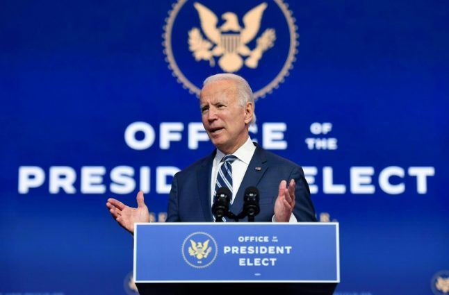 OPINION: Why Biden's victory could have a big impact on Brexit negotiations