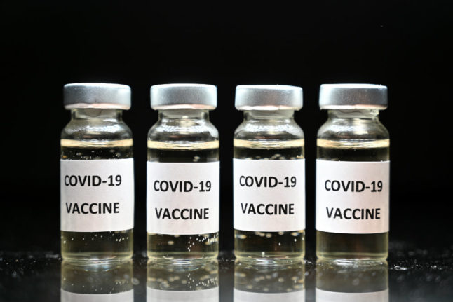 How will Norway decide who gets a coronavirus vaccine first?