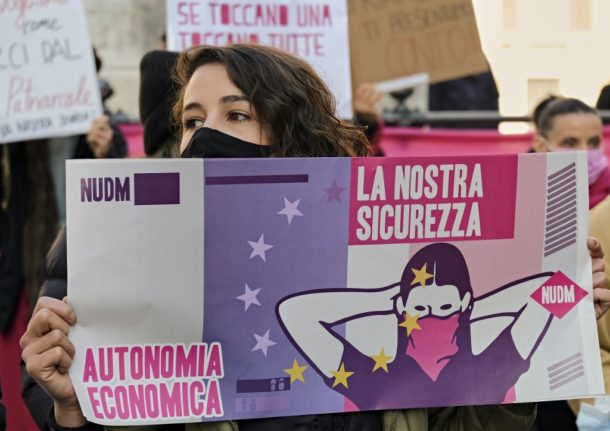 'Design a fairer country': How post-Covid reforms could help close Italy's gender gap