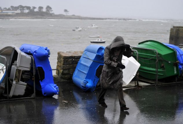 French clichés: Does it really rain all the time in Brittany?
