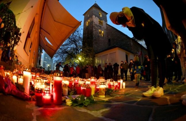 Father of Vienna attack hero: 'Our religion says to help others'