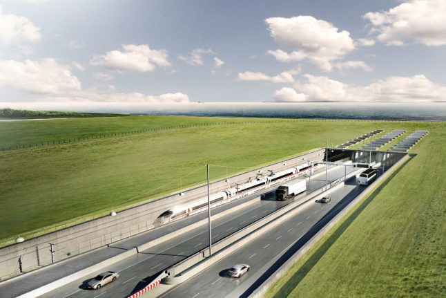 Germany gives green light to world's longest rail and road tunnel to Denmark