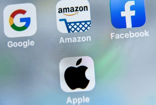 France risks US anger with vow to impose new 'digital tax' on online companies' 2020 earnings