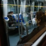'Don't speak': Catalonia silences public transport users in bid to stop Covid infections