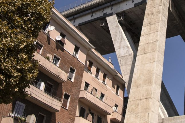 Italian police arrest six in connection with Genoa bridge collapse