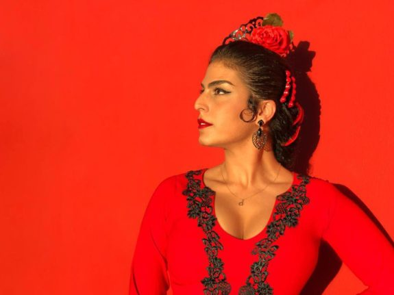 Meet the New Yorker who moved to Spain to become a flamenco dancer