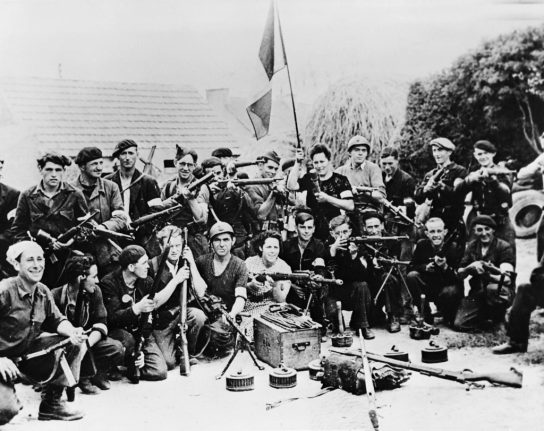 Forgotten history: The women who fought in the French Resistance