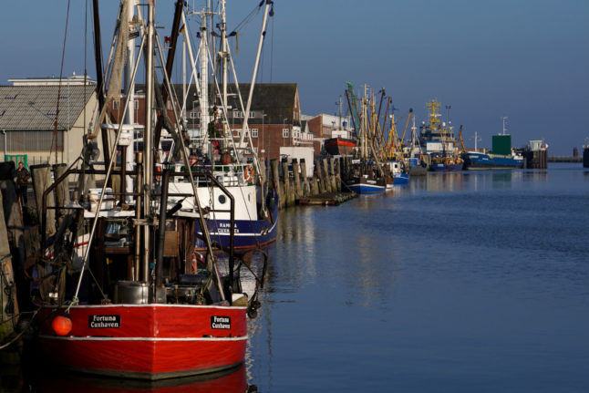 How Germany's Cuxhaven port is navigating Brexit