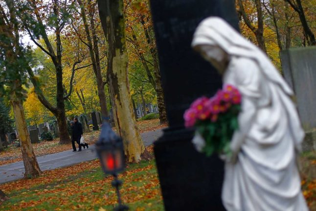 'Worrying': Austria records most weekly deaths since 1978