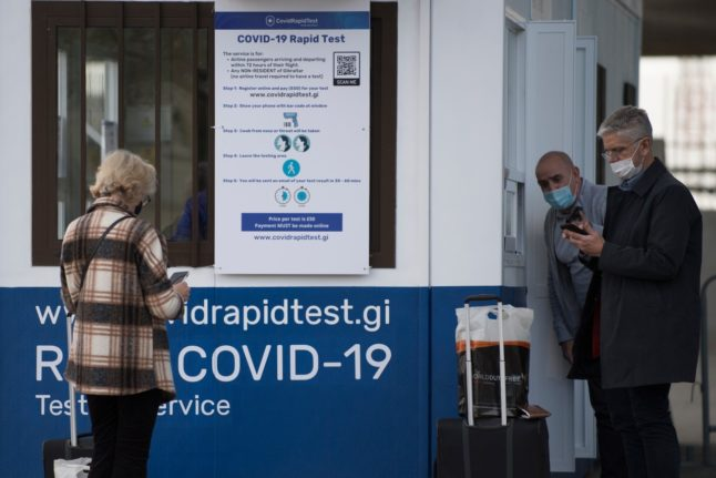 Spain detects first cases of infectious British Covid variant