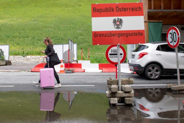 UPDATED: Which countries are now on Austria's quarantine list?
