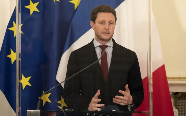 France's Europe minister: I'm gay and I plan to visit 'LGBT-free zones' in Poland