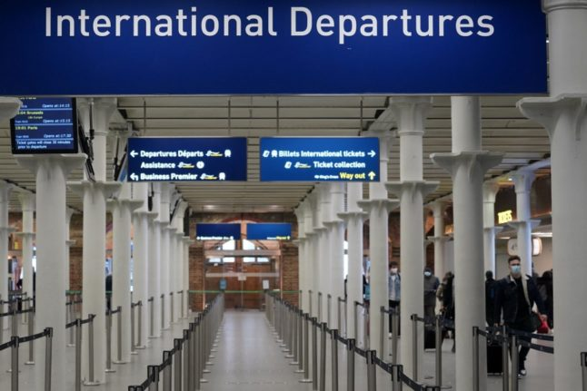 France suspends all travel from UK as 'precautionary measure' over new Covid strain