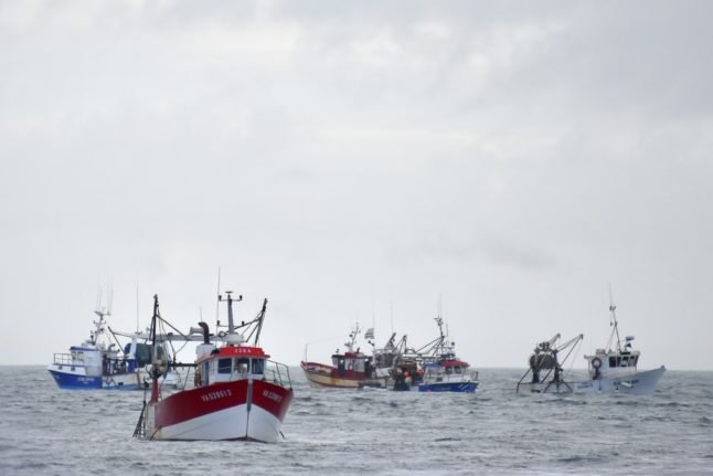 France warns UK: 'Our fishermen are as important as yours'