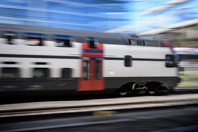 UPDATE: Cross-border train service between Switzerland and Italy to continue running