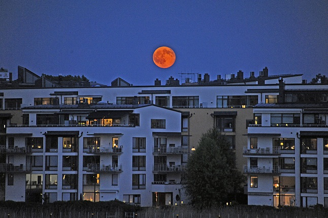 Stockholm hasn't had a single hour of sunlight all month