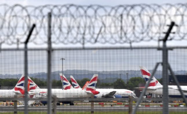 UPDATE- Travel chaos in Europe - Which countries have imposed transport bans on UK?
