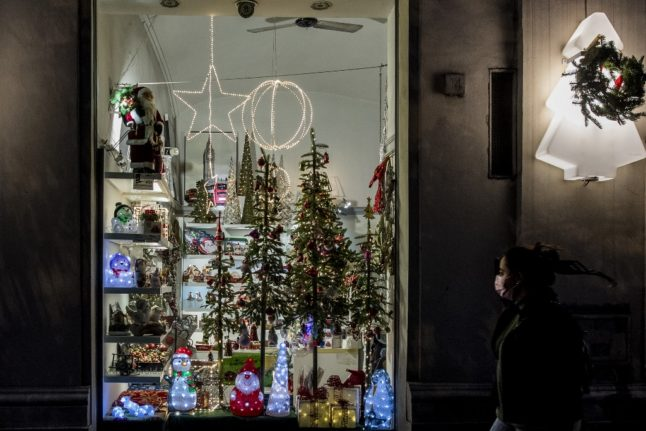 What you can and can't do in Italy this Christmas