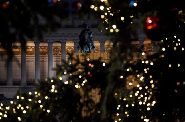 Christmas in Italy: How have your plans changed this year?