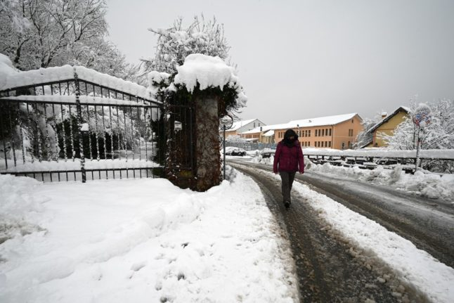 Italy updates new rules on travel to second homes over Christmas