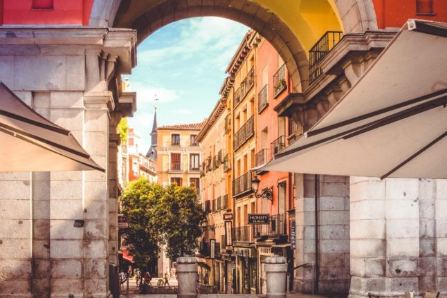 OPINION: 'These are the things that make Madrid a celebration of daily life'